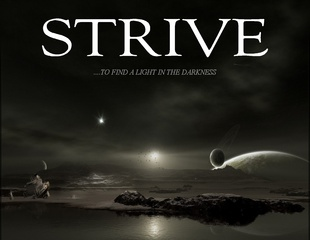 Portrait of Strive to find the light in the Darkness