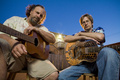 Portrait of Dough Bros: Paul Mayasich & Andy Dee