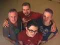 Portrait of The Outpouring Band