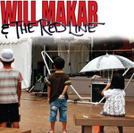 Portrait of Will Makar and the Red Line