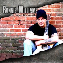 Portrait of Ronnie Williams