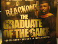 Portrait of (Blackout) The Graduate of the Game