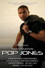 Portrait of Pop Jones