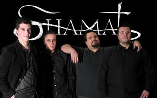 Portrait of Shamat