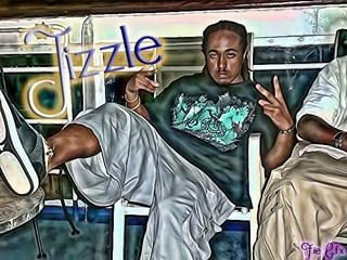 Portrait of Jizzle Beatz