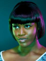 Portrait of Kevi Redding