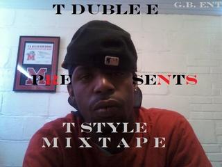 Portrait of T Duble E