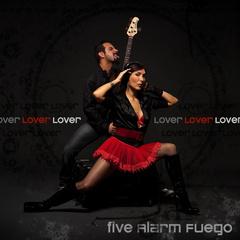 Portrait of Five Alarm Fuego