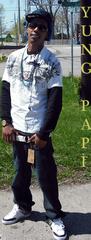 Portrait of Yung Papi