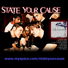 Portrait of State Your Cause