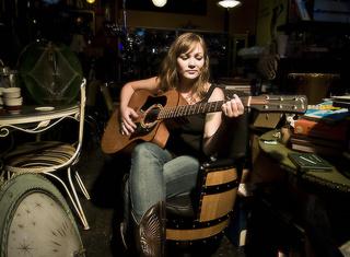Portrait of The Savannah Leigh Band