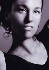 Portrait of Lisbeth Scott