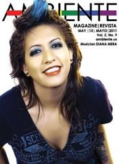 Portrait of DIANA MERA