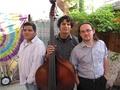 Portrait of Modern Jazz Trio