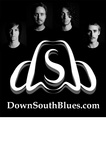 Portrait of down south blues