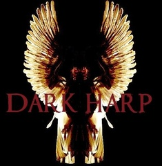 Portrait of dark harp