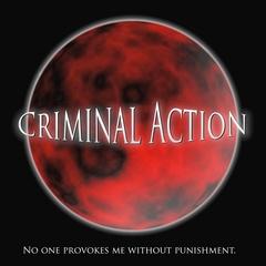 Portrait of criminalaction