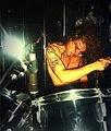Portrait of Tim Gray- Drums