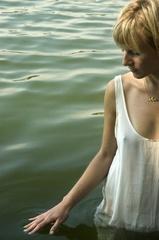 Portrait of Jenee Halstead