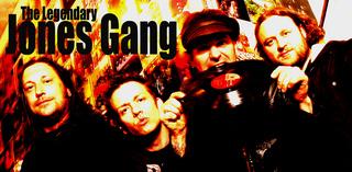 Portrait of The Legendary Jones Gang