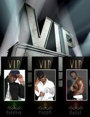 Portrait of VIP Tha BadBoyz of R&B