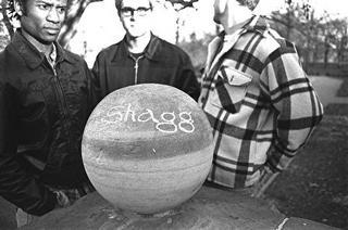 Portrait of Shagg