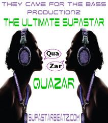 Portrait of Dj Quazar