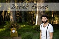 Portrait of Derek EVans
