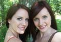 Portrait of The Pfeiffer Twins