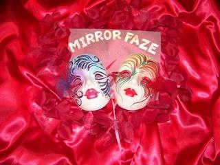Portrait of Mirror Faze