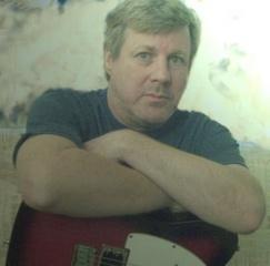 Portrait of Keith Hinton