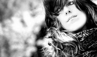 Portrait of Kim Garison