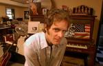 Portrait of Jeffrey Dean Foster