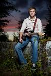 Portrait of Tyler Boone