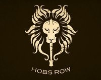 Portrait of Hob's Row