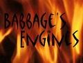 Portrait of Babbage's Engines