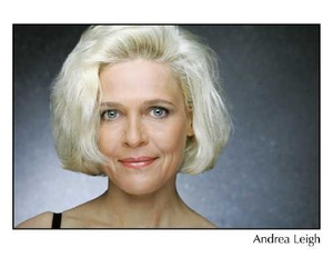 Portrait of Andrea Leigh