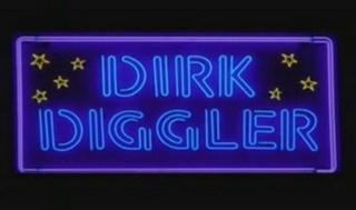 Portrait of Dirk Digg