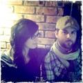 Portrait of Aaron & Amanda Konzelman