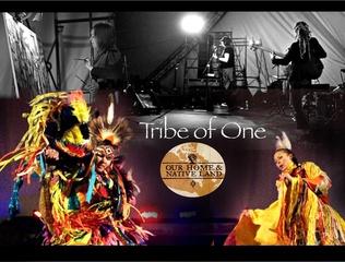 Portrait of Rik Leaf & Tribe of One