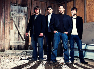 Portrait of The Stillpoint Band