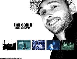 Portrait of Tim Cahill