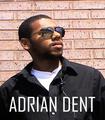 Portrait of Adrian Dent