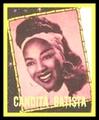 Portrait of La Vedette Negra Cubana