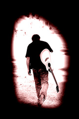 Portrait of Glenn Carter