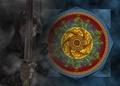 Portrait of Electron Planet