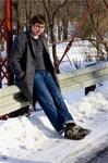 Portrait of Luke Viertel