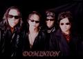 Portrait of Dominion (Asian Goth Rock)