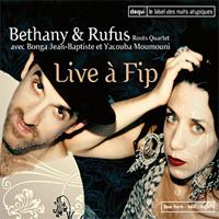 Portrait of Bethany & Rufus