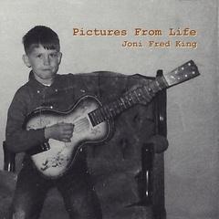 Portrait of Joni Fred King